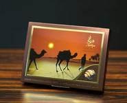 Mixed chocolate covered stuffed dates box