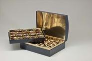 VIP collection / Chest box / Standard (40 dates) / Glean dark blue