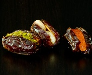 Khodri stuffed dates